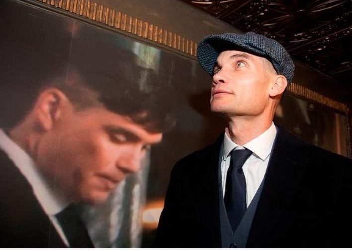 Thomas Shelby Look Alike UK