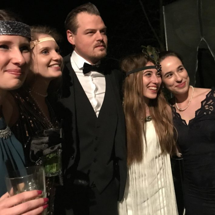 Leonardo DiCaprio Look Alike Germany