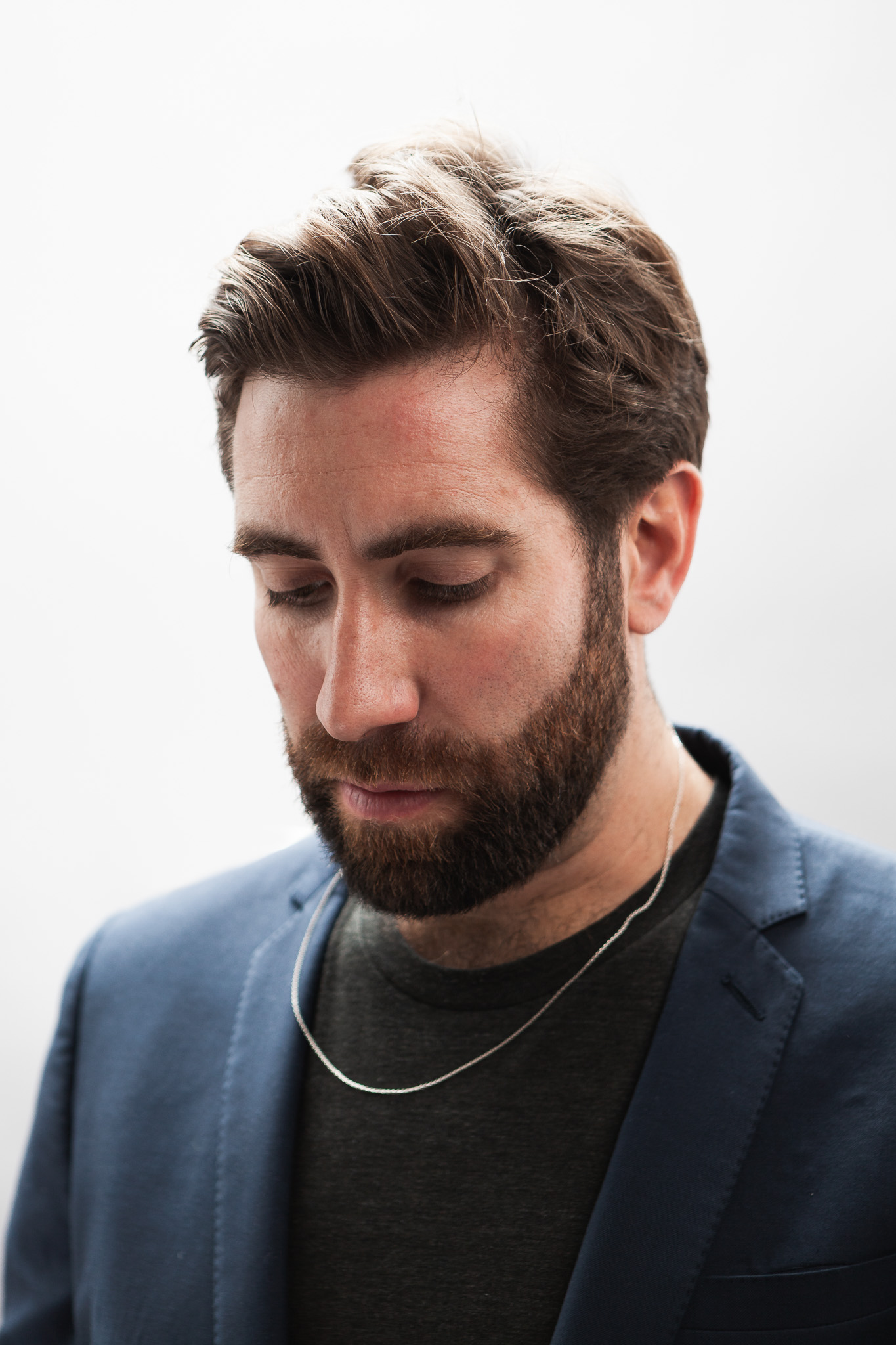 Jake gyllenhaal doesn't manscape, nocturnal animals picture director reveals