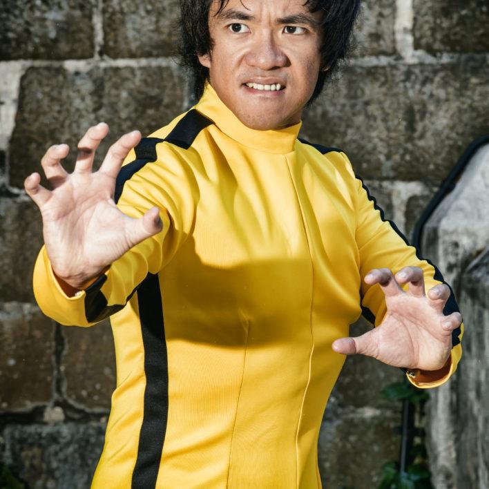 Bruce Lee Look Alike & Performing Artist