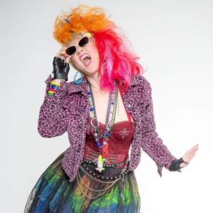 Cyndi Lauper Tribute Artist & Look Alike