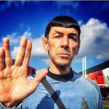 Spock Look Alike