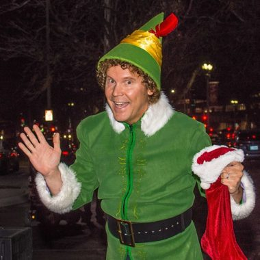 "Will Ferrell Buddy ""ELF"" Look Alike"