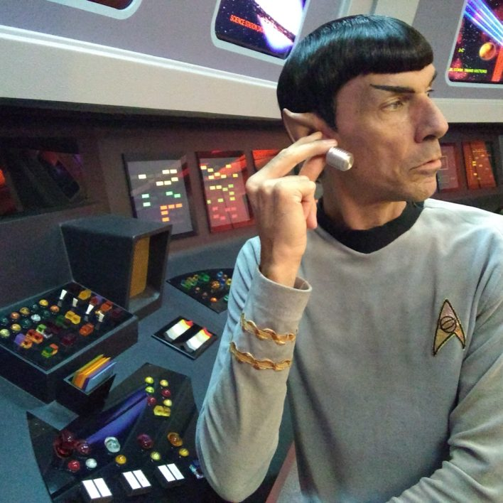 Spock Look Alike