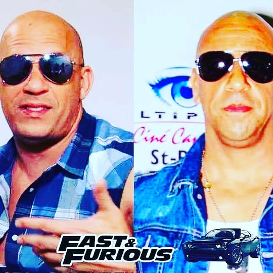 Vin Diesel Look Alike Reunion