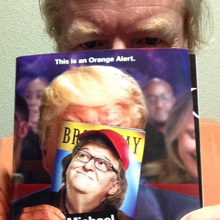 President Donald Trump Look & Sound Alike