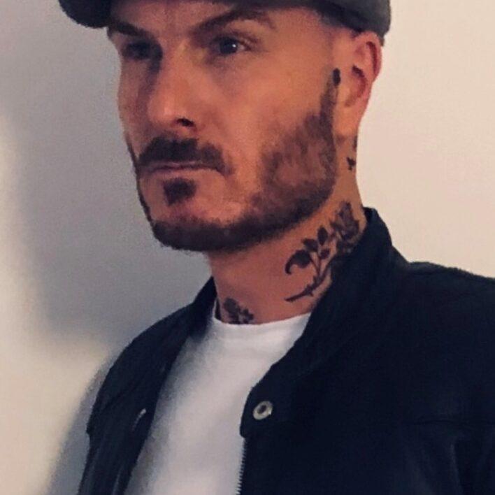 David Beckham Look & Sound Alike