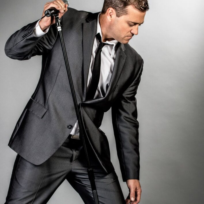 Michael Buble Tribute Artist
