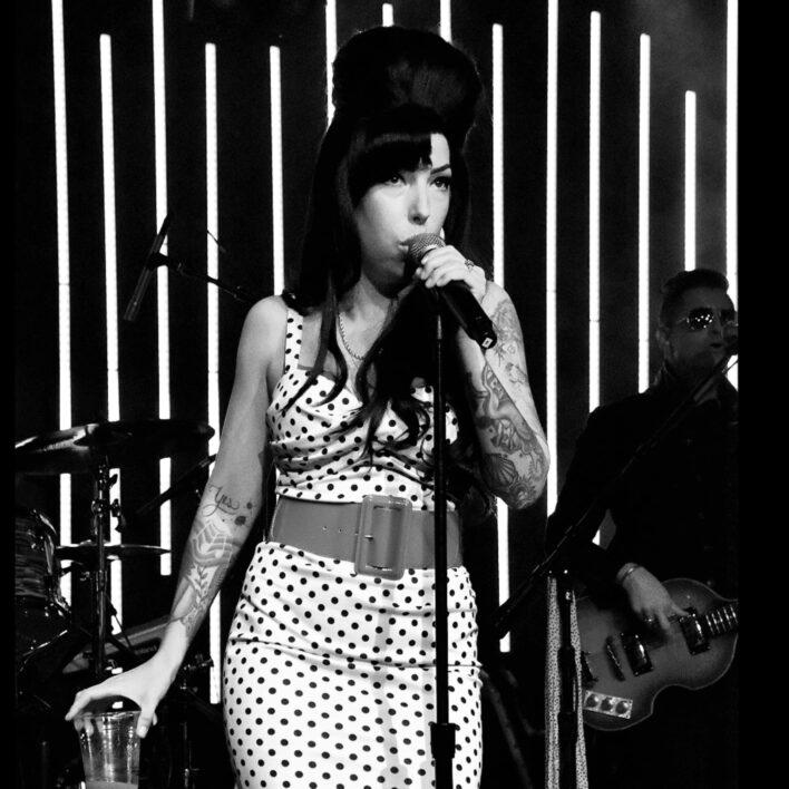 Amy Winehouse Tribute Artist